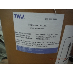 Coumatetralyl price suppliers