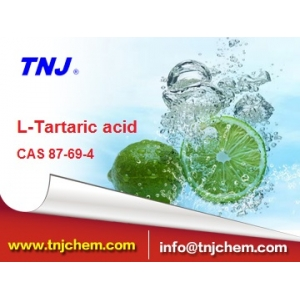 buy L-Tartaric acid food grade suppliers factory