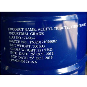 Acetyl Tributyl Citrate ATBC CAS 77-90-7 suppliers