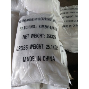 Methylamine HCL suppliers
