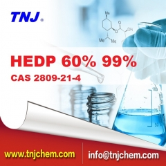 CAS#: 2809-21-4, HEDP 60% suppliers (1-Hydroxyethylidene-1,1-Diphosphonic Acid) suppliers