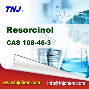 China Resorcinol suppliers (99%min assay) suppliers