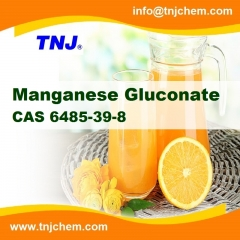 Buy Manganese gluconate at best price from China factory suppliers suppliers
