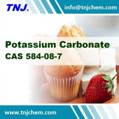 CAS 584-08-7 Potassium Carbonate suppliers price suppliers