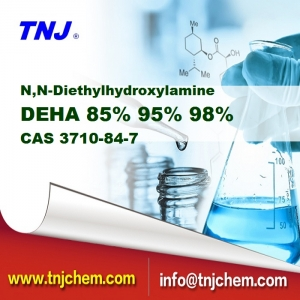 CAS# 3710-84-7, China N,N-Diethylhydroxylamine DEHA 85% 97% suppliers price suppliers
