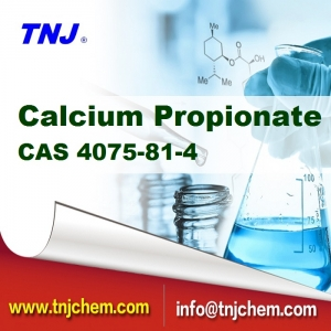 Calcium Propionate feed/food grade (CAS 4075-81-4) suppliers