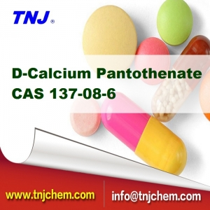 China D-Calcium Pantothenate suppliers, CAS No. 137-08-6 suppliers