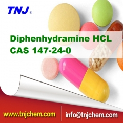 Buy Diphenhydramine Hydrochloride at best price from China factory suppliers suppliers