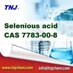 Selenious acid suppliers, factory, manufacturers