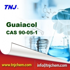 Buy Guaiacol 99% at best price from China factory suppliers suppliers