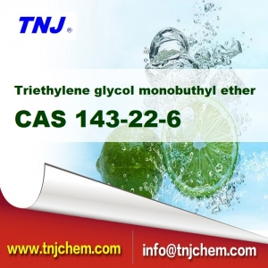 CAS 143-22-6 Triethylene glycol monobuthyl ether suppliers price suppliers