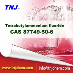 Buy Tetrabutylammonium fluoride trihydrate at best price from China factory suppliers suppliers
