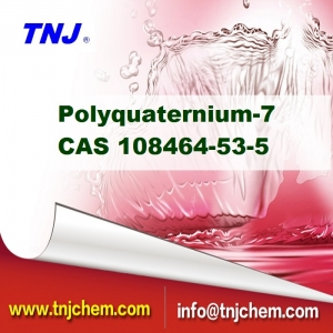China Polyquaternium-7 (PQ-7) suppliers, CAS:# 108464-53-5 suppliers