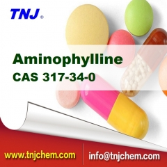 Aminophylline CAS 317-34-0 suppliers