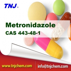Metronidazole CAS 443-48-1 suppliers