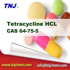 Tetracycline hydrochloride  CAS 64-75-5 suppliers