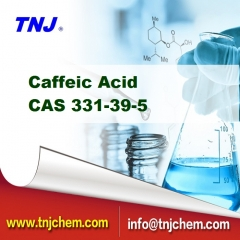 Caffeic Acid CAS 331-39-5 suppliers