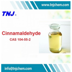 Buy Cinnamaldehyde CAS 104-55-2 at best price from China factory suppliers
