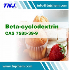 Buy Beta-Cyclodextrin at best price from China factory suppliers