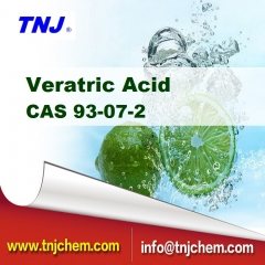 Buy Veratric Acid at best price from China factory suppliers suppliers