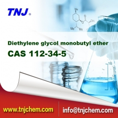 Buy Diethylene Glycol Monobutyl Ether at best price from China factory suppliers