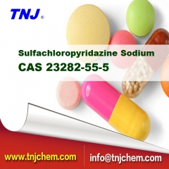 Sulfachloropyridazine Sodium CAS 23282-55-5 suppliers