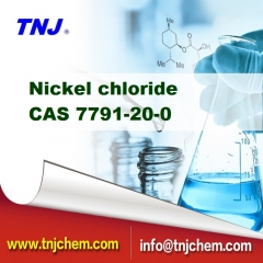Nickel chloride CAS 7791-20-0 suppliers
