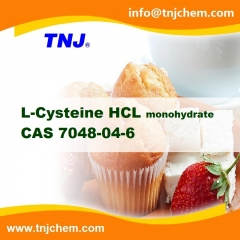 Buy L-Cysteine Hydrochloride monohydrate at best price from China factory suppliers suppliers