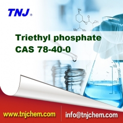 Buy Triethyl phosphate 99.5% at best price from China factory suppliers suppliers