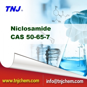 CAS 50-65-7 Niclosamide suppliers price