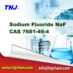 Buy Sodium fluoride NaF at best price from China factory suppliers