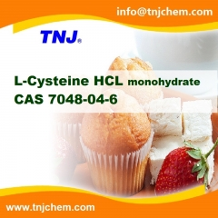Buy L-Cysteine HCL monohydrate/anhydrous at best price from China factory suppliers suppliers
