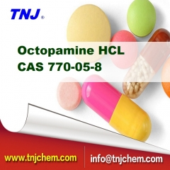 Buy Octopamine Hydrochloride at best price from China factory suppliers