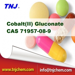Buy Cobalt(II) gluconate at best price from China factory suppliers suppliers