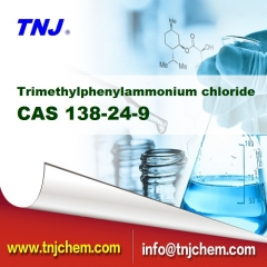 Buy Trimethylphenylammonium chloride 66% at best price from China factory suppliers suppliers
