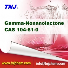 Buy gamma-Nonanolactone at best price from China factory suppliers suppliers