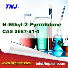 Buy N-Ethyl-2-Pyrrolidone 99.9% (CAS 2687-91-4) at best price from China factory suppliers suppliers