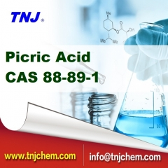Buy Picric Acid CAS 88-89-1 best price from China factory suppliers
