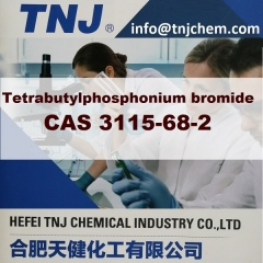 Buy Tetrabutylphosphonium bromide at best price from China factory suppliers
