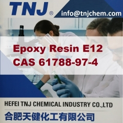 Buy Epoxy Resin E12 CAS 61788-97-4 suppliers manufacturers