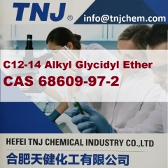 Buy C12-14 Alkyl Glycidyl Ether CAS 68609-97-2 suppliers manufacturers