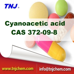 China Cyanoacetic acid suppliers, CAS 372-09-8 suppliers