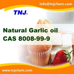 buy Natural Garlic oil CAS 8008-99-9 suppliers manufacturers