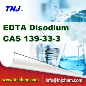 CAS 139-33-3, China EDTA Disodium salt suppliers price suppliers