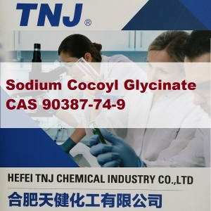 buy 30% Sodium Cocoyl Glycinate at best price from China factory suppliers