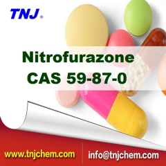 China Nitrofurazone suppliers, CAS 59-87-0 suppliers