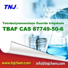 Buy Tetrabutylammonium fluoride trihydrate TBAF CAS 87749-50-6 suppliers