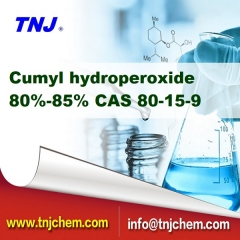 BUY Cumyl hydroperoxide 80%-85% CAS 80-15-9 suppliers manufacturers