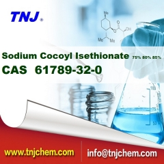 Buy Sodium Cocoyl Isethionate 75% 80% 85% at best price from China factory