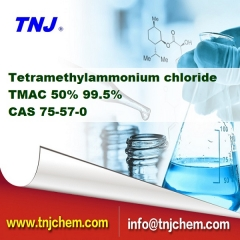 Buy Tetramethylammonium chloride 50% 99% suppliers manufacturers